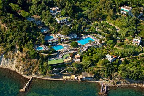 Parco Termale Castiglione Ischia