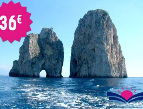 Gita a Capri in Motonave