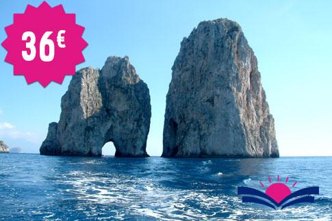 Gita Isola di Capri in Motonave