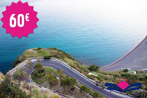 Giro dell'isola d'Ischia in Bus