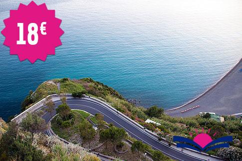 Giro Isola d'Ischia in Bus