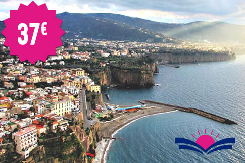 Visita Sorrento in Motonave