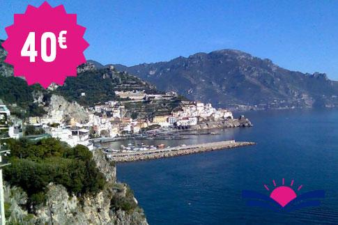 Gita Positano Amalfi