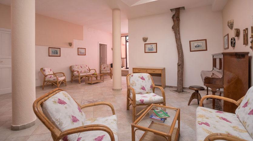 Hotel Il Nespolo - Ambineti interni
