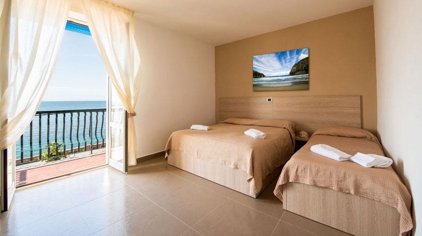 Hotel Stella Maris Ischia, camere