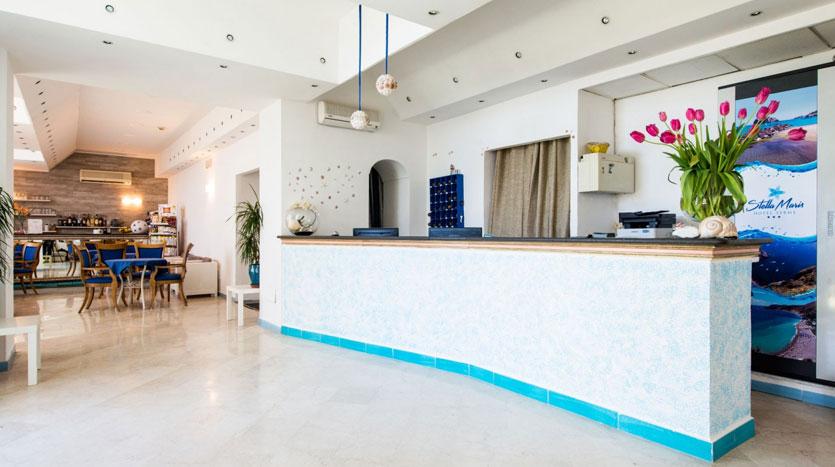 Hotel Stella Maris Ischia, hall