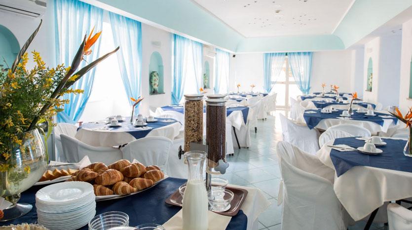 Hotel Stella Maris Ischia, Ristorante