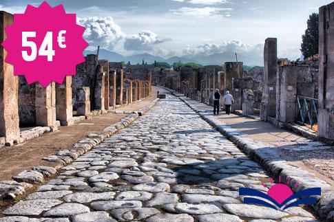 Visita Pompei e Costiera Amalfitana