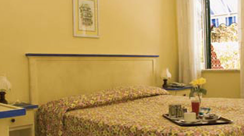 Hotel Villa Al Parco - Camera