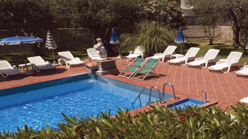 Hotel Villa Al Parco - Piscina