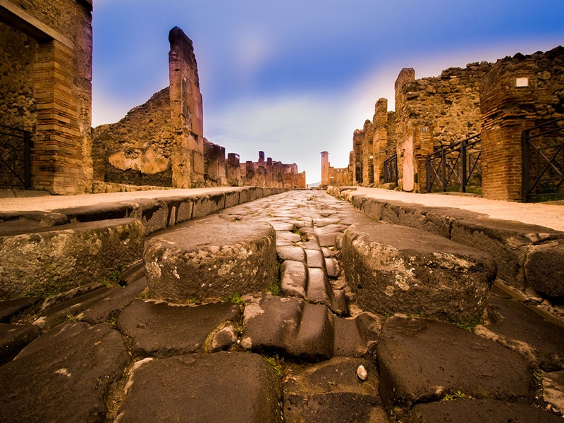 Visita a Pompei e la Costiera Amalfitana